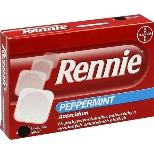 Rennie, 60 ST, Abis-Pharma