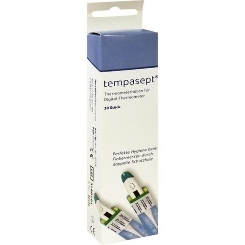 Tempasept Digital Thermometer-Schutzhülle o Gleit, 30 ST, medimex GmbH