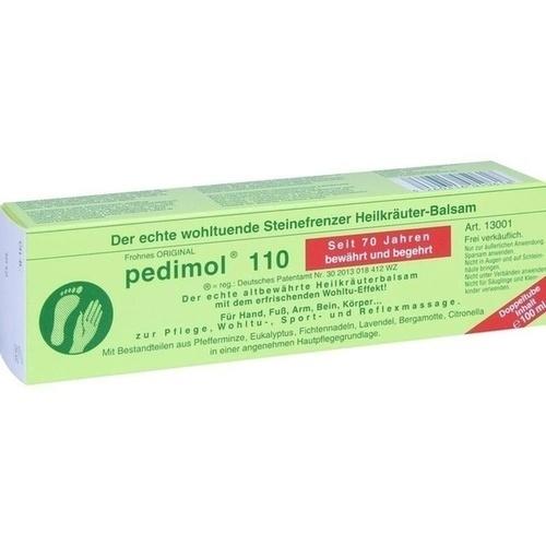 pedimol 110 Frohne¦s Original, 100 ML, Versandbüro Marita Reimann