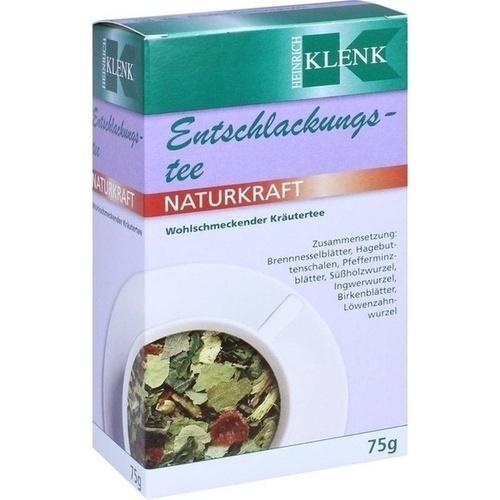 Entschlackungstee, 75 G, Heinrich Klenk GmbH & Co. KG