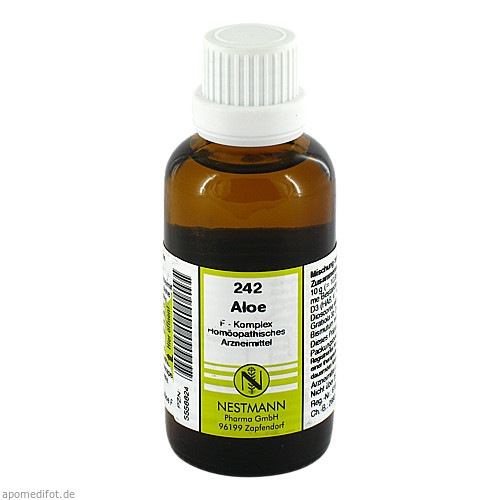 Aloe F Kplx 242, 50 ML, Nestmann Pharma GmbH