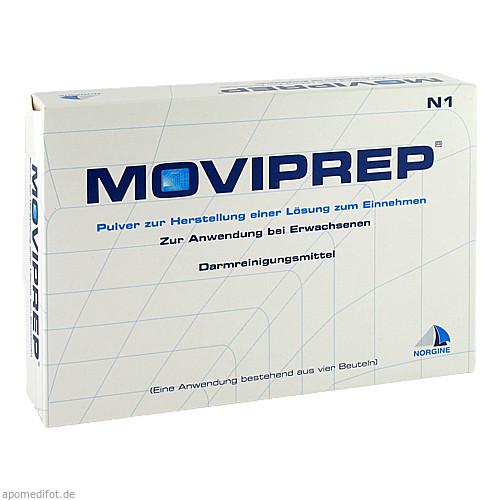 Moviprep Pulver z.Herstellung einer Lsg.z.Einnehm., 1 ST, Norgine BV