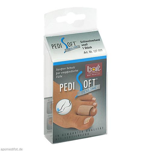 PediSoft TexLine Schlauchverband small, 1 ST, Bort GmbH