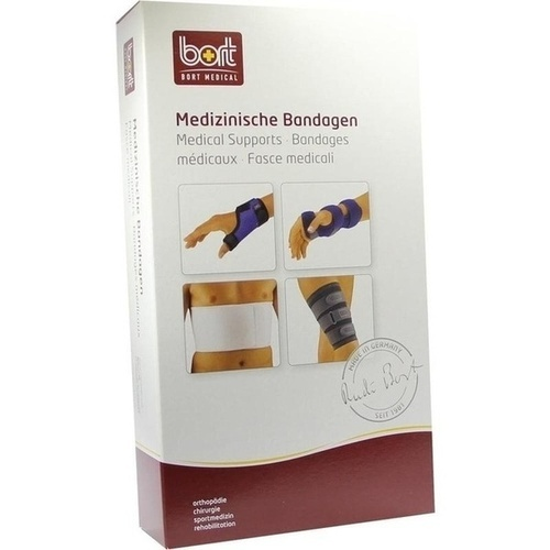 BORT SOFT VOLARE CTS-SCHIENE RECHTS SMALL, 1 ST, Bort GmbH