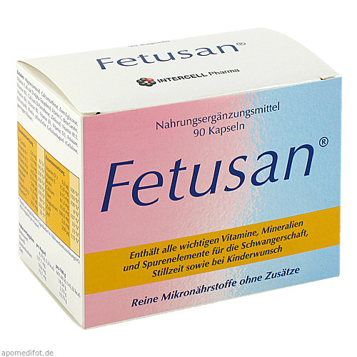 Fetusan, 90 ST, Intercell-Pharma GmbH