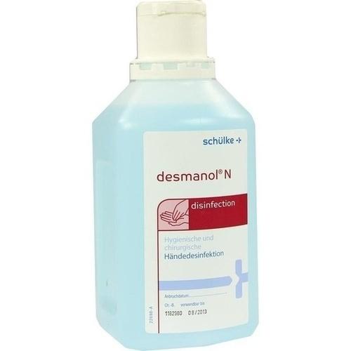 DESMANOL N Händedesinfektion Lösung, 500 ML, SCHÜLKE & MAYR GmbH