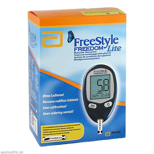 FreeStyle Freedom LITE Set mmol/l ohne Codieren, 1 ST, Abbott GmbH