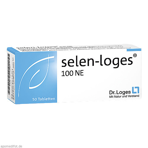 selen-Loges 100 NE, 50 ST, Dr. Loges + Co. GmbH