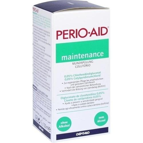 PERIO-AID maintenance Mundspülung, 150 ML, DENTAID GmbH