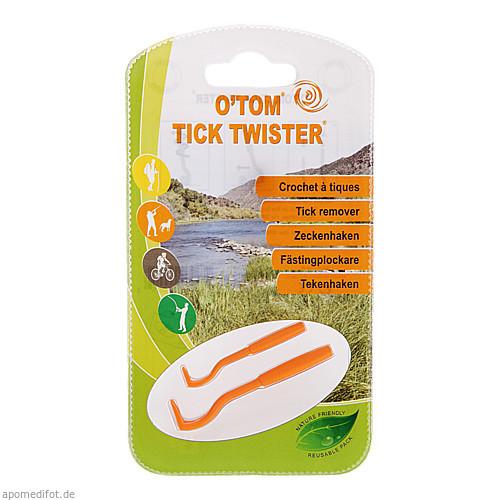 ZECKENHAKEN O TOM/TICK TWISTER, 2 ST, H3d Sas