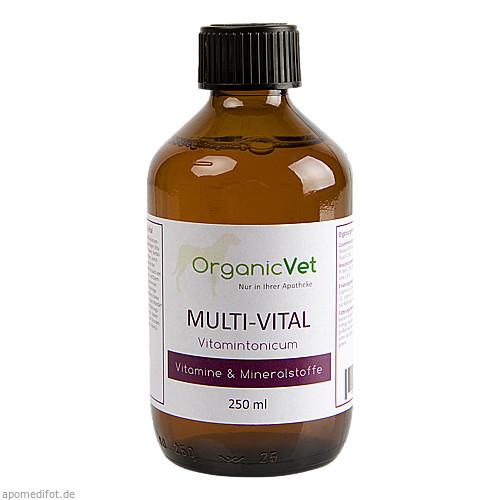 Multi Vital Hund, 250 ML, Organicvet GmbH