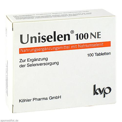 Uniselen 100 NE, 1X100 ST, Köhler Pharma GmbH