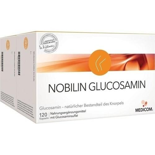 Nobilin Glucosamin, 2X120 ST, Medicom Pharma GmbH