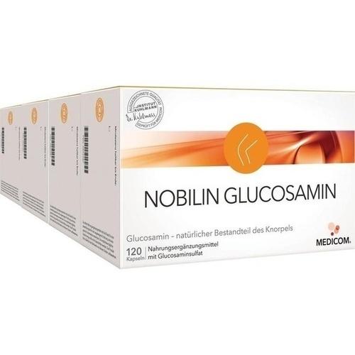 Nobilin Glucosamin, 4X120 ST, Medicom Pharma GmbH