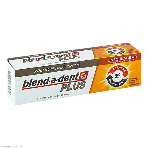 blend-a-dent Super-Haftcreme Duo Kraft, 40 G, Wick Pharma / Procter & Gamble GmbH
