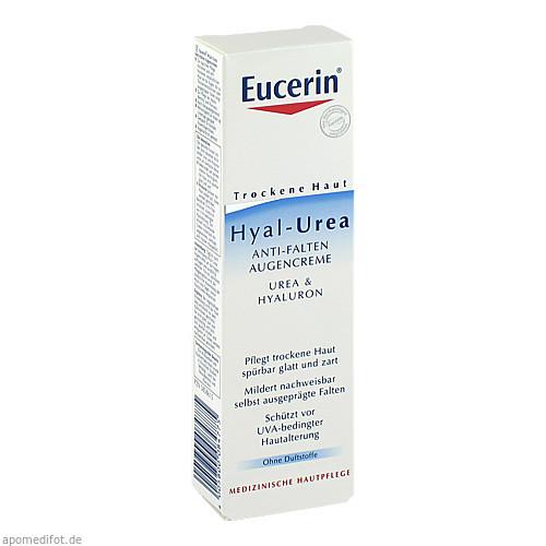 Eucerin TH Hyal-Urea Anti-Falten Augencreme, 15 ML, Beiersdorf AG Eucerin