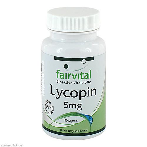 Lycopin 5mg, 90 ST, Fairvital B. V.