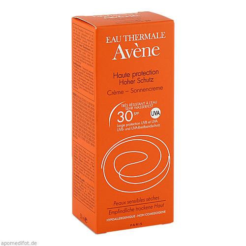 AVENE SunSitive Sonnencreme SPF 30, 50 ML, PIERRE FABRE DERMO KOSMETIK GmbH GB - Avene