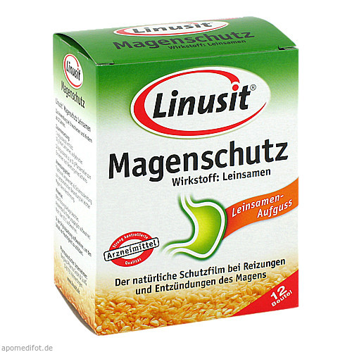Linusit Magenschutz, 12X10 G, Bergland-Pharma GmbH & Co. KG
