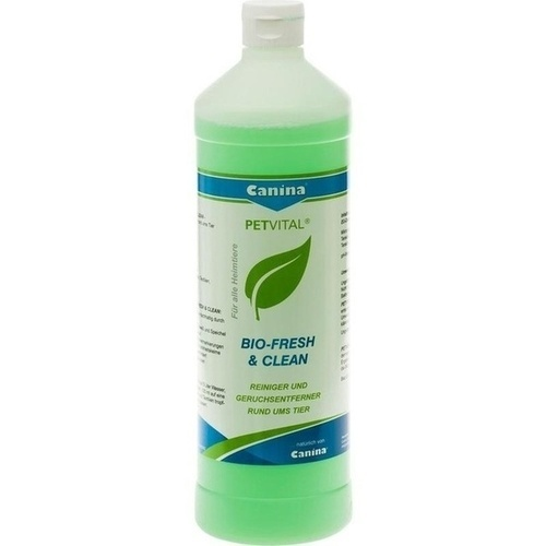 PETVITAL Bio-Fresh & Clean vet., 1000 ML, Canina Pharma GmbH