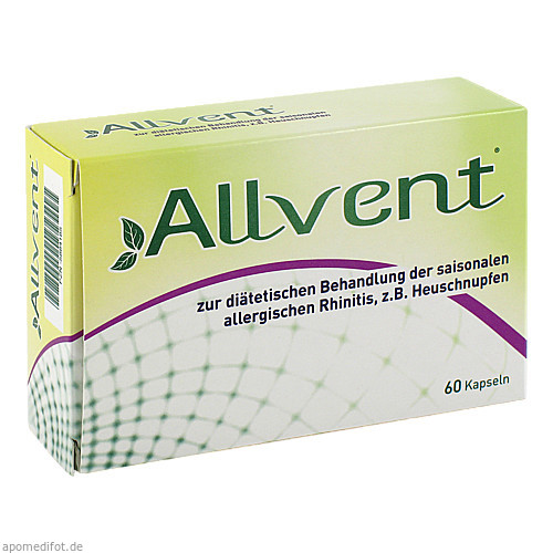 Allvent, 60 ST, Weber & Weber GmbH & Co. KG