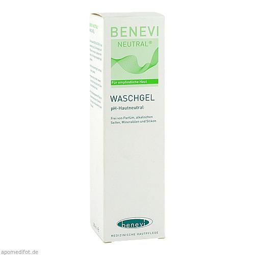 Benevi Neutral Waschgel, 200 ML, Benevi Med GmbH & Co. KG