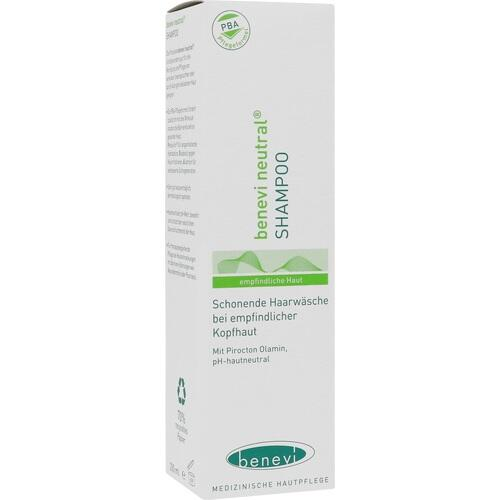 Benevi Neutral Shampoo, 200 ML, Benevi Med GmbH & Co. KG