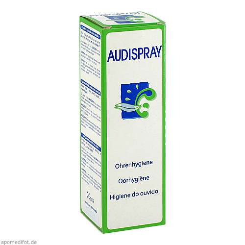 Audispray, 50 ML, Bios Medical Services GmbH