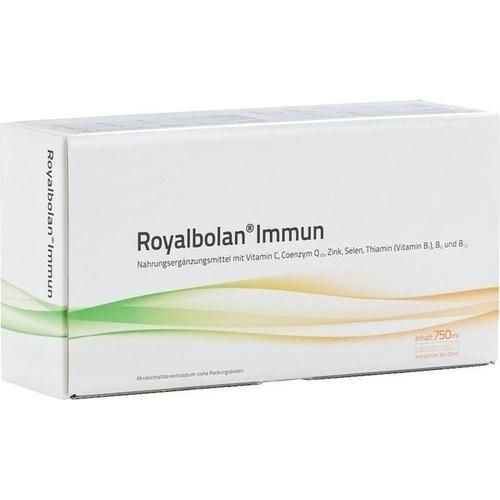 Royalbolan Immun Trinkfläschchen, 30X25 ML, Orthim GmbH & Co. KG