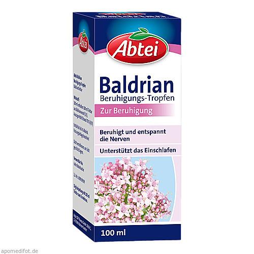 ABTEI Baldrian Beruhigungs-Tropfen, 100 ML, Omega Pharma Deutschland GmbH
