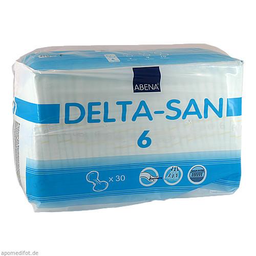 DELTA SAN NO 6 VORLAGE, 30 ST, Abena GmbH