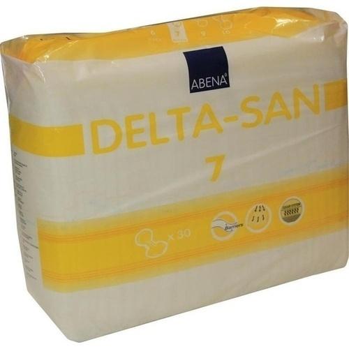 DELTA SAN NO 7 VORLAGE, 30 ST, Abena GmbH