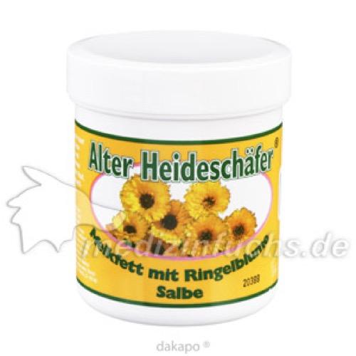 Alter Heideschäfer Melkfett mit Ringelblume, 100 ML, Asam Betriebs-GmbH