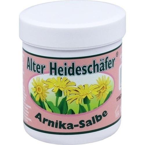 Alter Heideschäfer Arnika Salbe, 100 ML, Asam Betriebs-GmbH