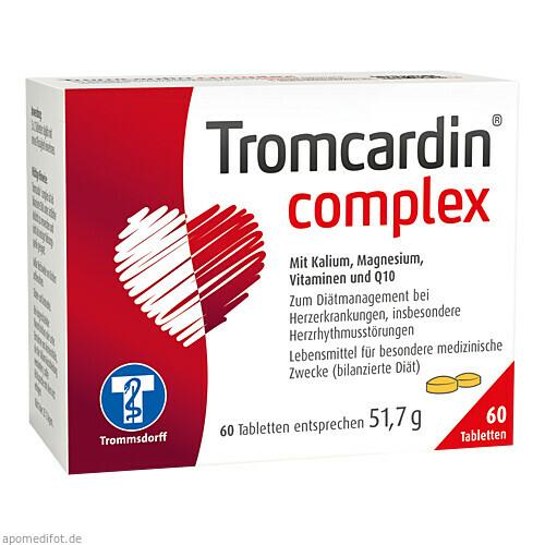Tromcardin Complex, 60 ST, Trommsdorff GmbH & Co. KG