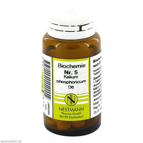 BIOCHEMIE 5 KAL PHOS D 6, 100 ST, Nestmann Pharma GmbH