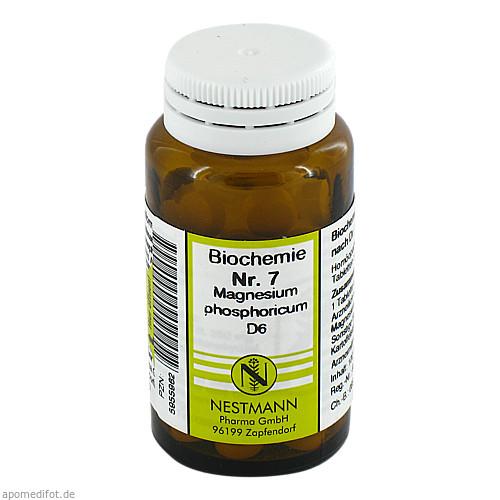 BIOCHEMIE 7 MAGN PHOS D 6, 100 ST, Nestmann Pharma GmbH