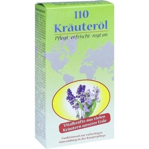 110 Kräuteroel, 100 ML, Axisis GmbH