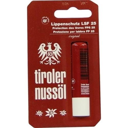 Tiroler Nussöl original Lippenschutz LSF25, 4.8 G, Dermapharm AG