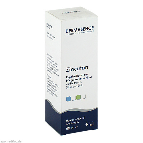Dermasence Zincutan, 50 ML, P&M Cosmetics GmbH & Co. KG