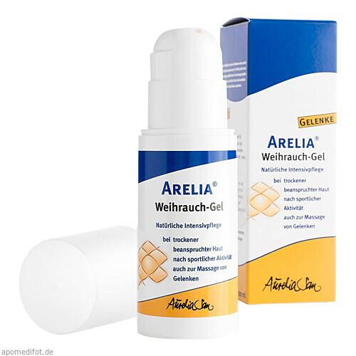 Weihrauch Gel ARELIA, 100 ML, Aureliasan GmbH