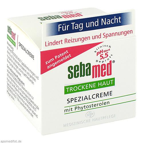 Sebamed Trockene Haut Spezialcreme, 50 ML, Sebapharma GmbH & Co. KG