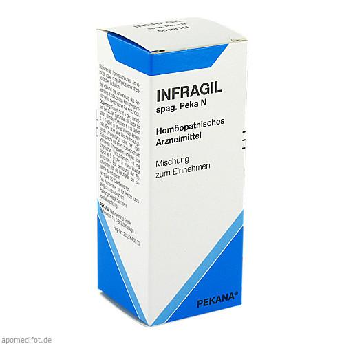 INFRAGIL spag. Peka N, 50 ML, Pekana Naturheilmittel GmbH