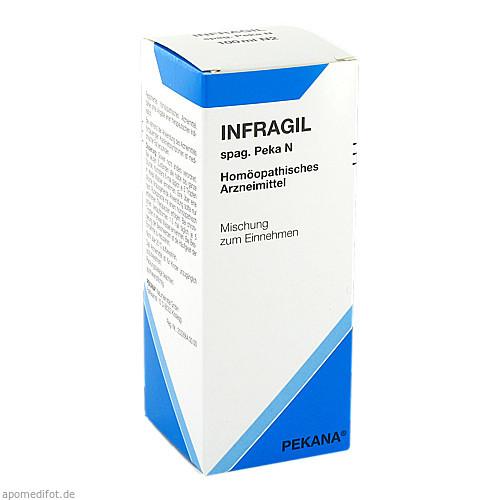 INFRAGIL spag. Peka N, 100 ML, Pekana Naturheilmittel GmbH