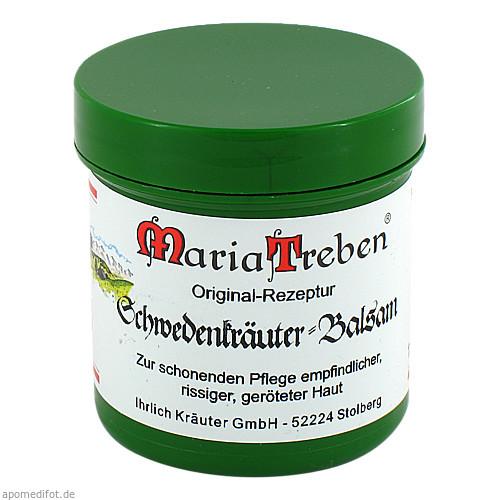 Maria Treben-Schwedenkräuter Balsam, 100 ML, Ihrlich Kräuter + Kosmetik GmbH