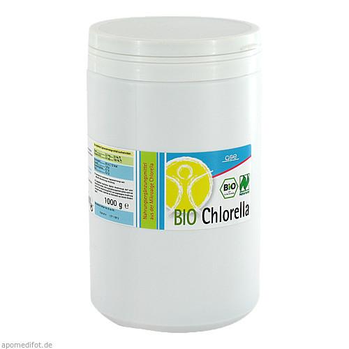 Chlorella 500mg Bio Naturland, 2000 ST, Gse Vertrieb Biologische Nahrungsergänzungs- & Heilmittel GmbH