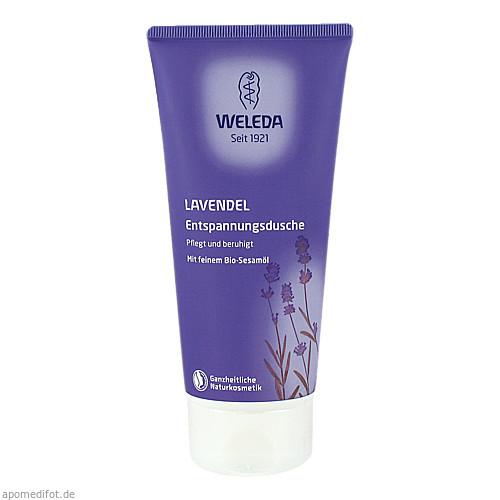 Weleda Lavendel Entspannungsdusche, 200 ML, Weleda AG