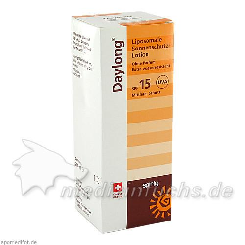 DAYLONG SPF 15 Lotion, 200 ML, Spirig Pharma GmbH
