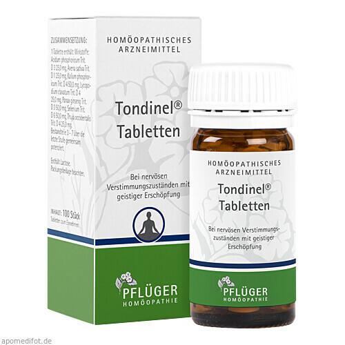 Tondinel, 100 ST, Homöopathisches Laboratorium Alexander Pflüger GmbH & Co. KG