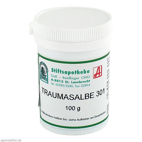 Traumasalbe 301 100g, 100 G, Hecht-Pharma GmbH